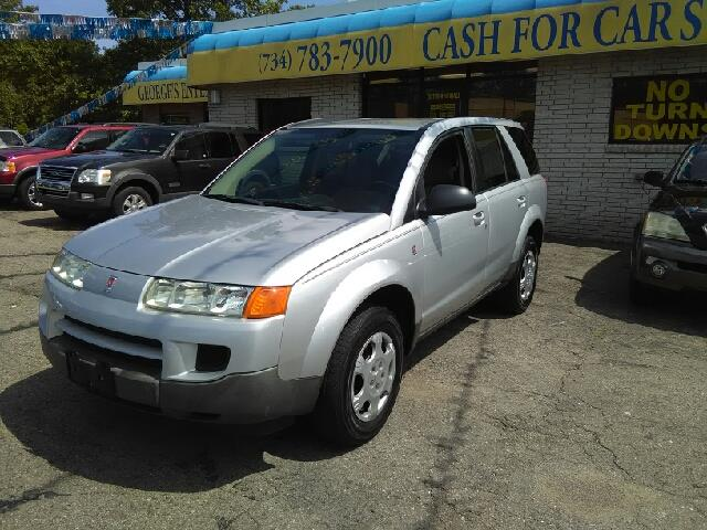 2005 SATURN VUE BASE FWD 4DR SUV silver cloth wow what a sweetheart what a wonderful deal how