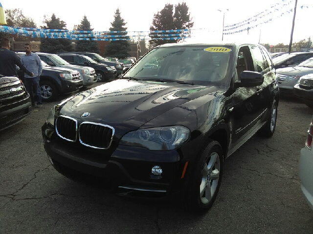 2010 BMW X5 XDRIVE30I AWD 4DR SUV black carfax no accidents cloth a great deal in flat rock aw