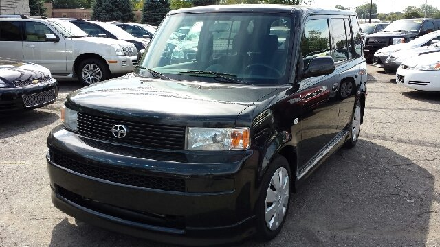 2006 SCION XB BASE 4DR WAGON WAUTOMATIC blue onyx pearl your highway to happiness has arrived c