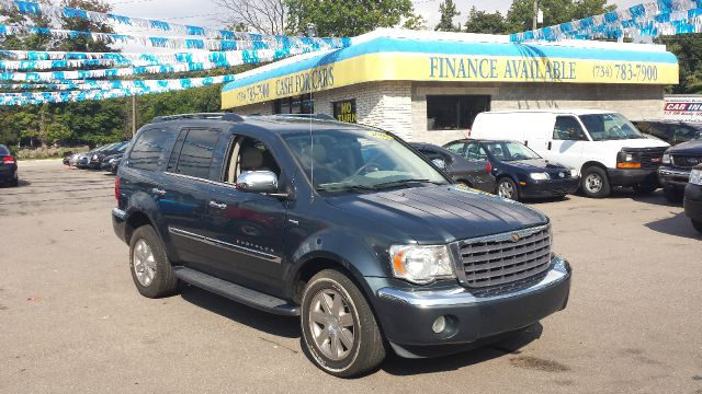 2008 Chrysler Aspen