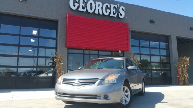 2009 NISSAN ALTIMA 25 S 4DR SEDAN CVT dark slate carfax 2 owners and no accidents cvt the car