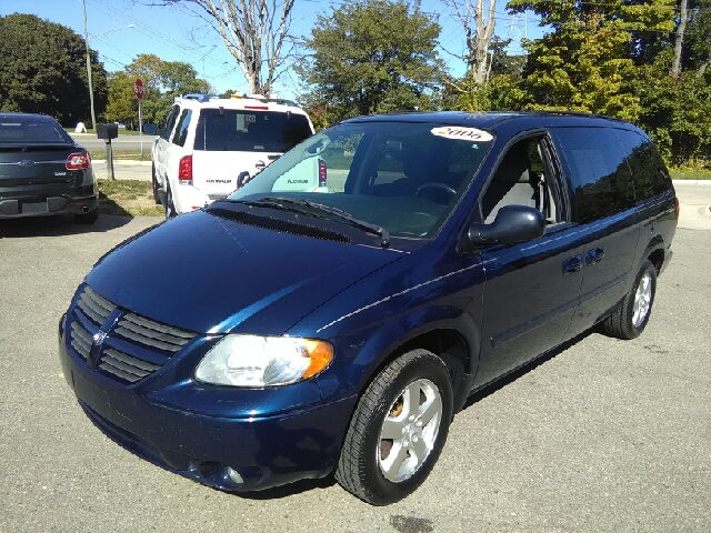 2006 DODGE GRAND CARAVAN SXT 4DR EXTENDED MINI VAN blue carfax no accidents young one looking fo