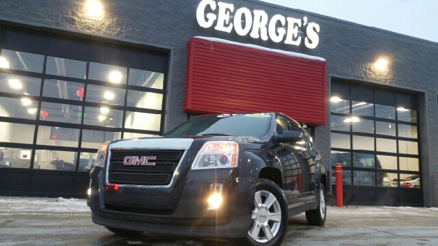 2013 GMC TERRAIN SLE-2 AWD 4DR SUV ashen grey metallic carfax 1 owner and no accidents awd no ga