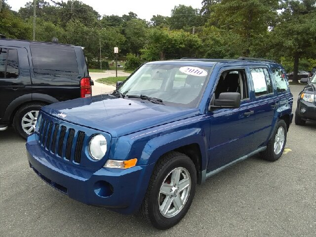 2010 JEEP PATRIOT SPORT 4DR SUV blue carfax 1 owner and no accidents cloth wow what a sweethea