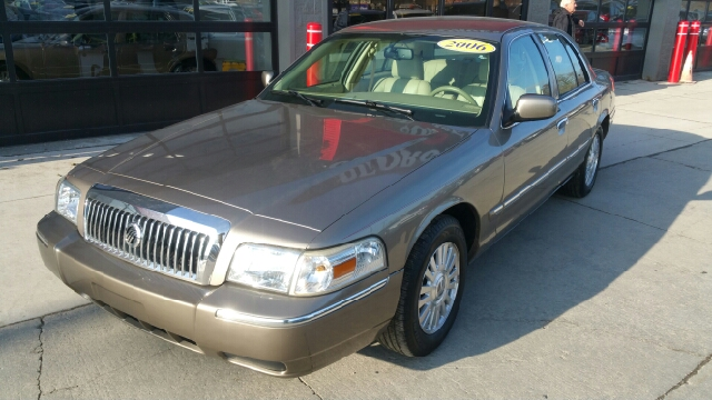 2006 MERCURY GRAND MARQUIS LS PREMIUM 4DR SEDAN arizona beige cc metallic spectacular condition i