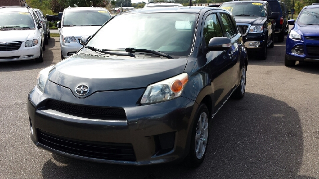 2008 SCION XD BASE 4DR HATCHBACK 5M magnetic gray metallic fueled by savings tremendous build qu