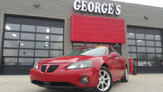 2008 PONTIAC GRAND PRIX BASE 4DR SEDAN crimson red carfax 2 owners and no accidents this thing i