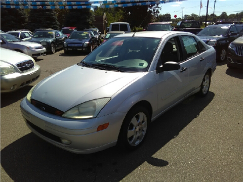 2001 Ford Focus for sale in Brownstown, MI