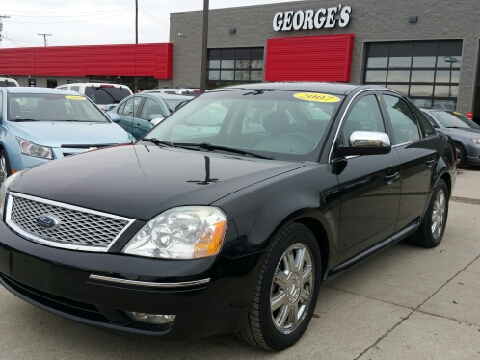 2007 Ford Five Hundred for sale in Brownstown, MI