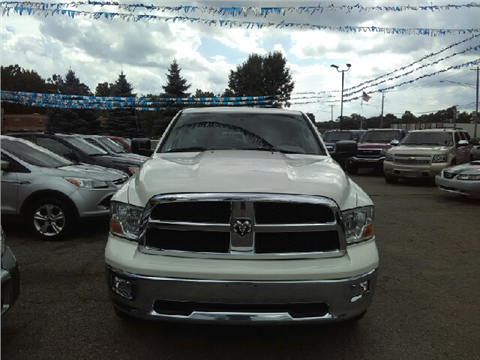 2009 dodge ram pickup 1500 for sale michigan. Black Bedroom Furniture Sets. Home Design Ideas