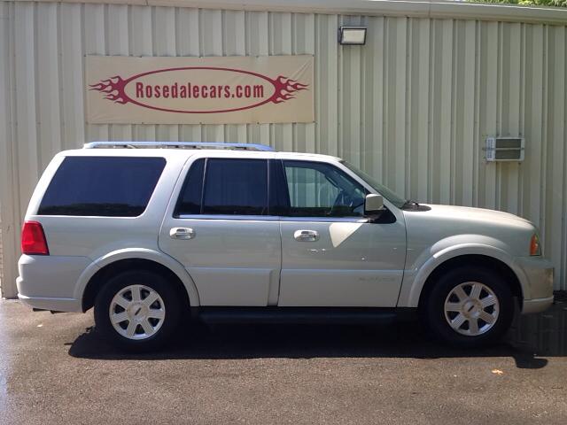 2005 Lincoln Navigator for sale in Kansas City KS