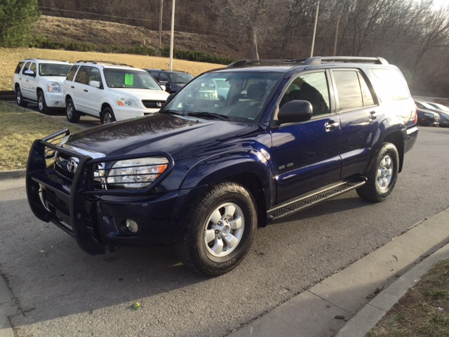 2007 toyota 4runner sr5 4dr suv 4wd v6 in kansas city ks rosedale auto sales incorporated. Black Bedroom Furniture Sets. Home Design Ideas