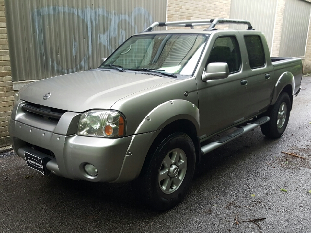 2003 nissan frontier 4dr crew cab se v6 rwd sb in kansas. Black Bedroom Furniture Sets. Home Design Ideas