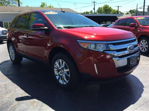2014 Ford Edge & Ford Used Cars financing For Sale Gahanna Gahanna Auto Sales Inc markmcfarlin.com
