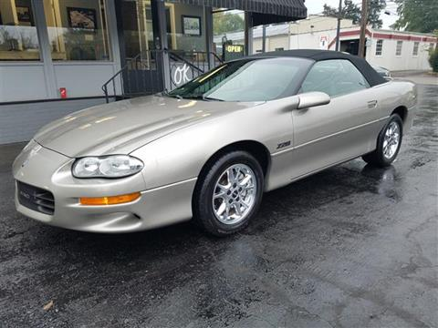 2002 Chevrolet Camaro for sale in Gahanna, OH
