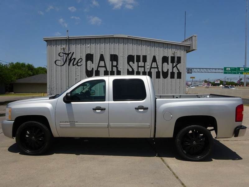 2010 Chevrolet Silverado 1500 4x2 LT 4dr Crew Cab 5.8 ft. SB - Corpus Christi TX