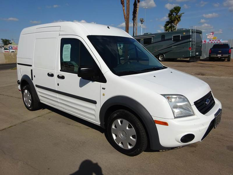 2012 Ford Transit Connect XLT 4dr Cargo Mini-Van w/o Side and Rear Glass - Corpus Christi TX