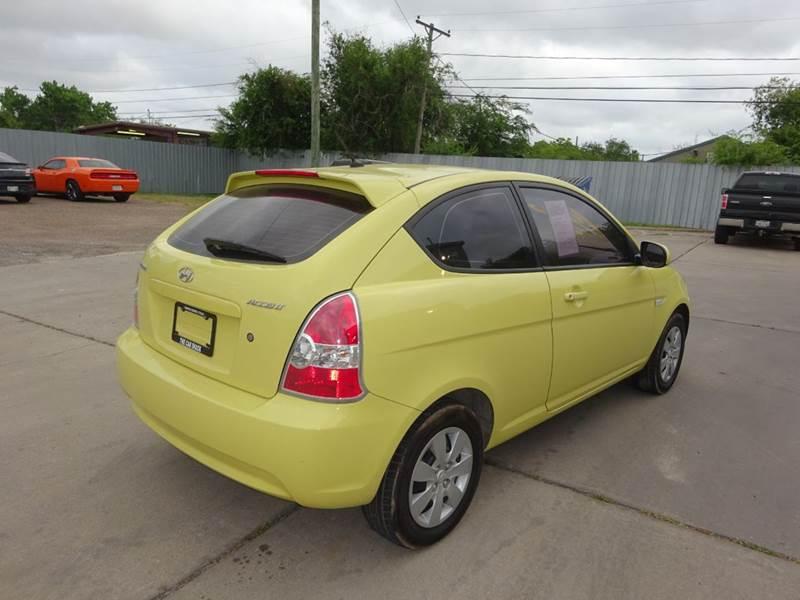 2010 Hyundai Accent GS 2dr Hatchback - Corpus Christi TX