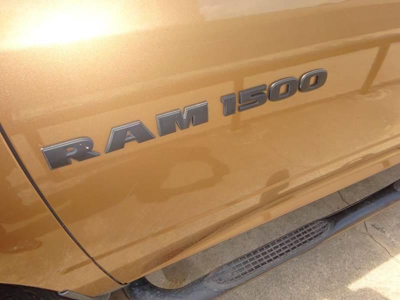 2011 RAM Ram Pickup 1500 4x2 Lone Star 4dr Quad Cab 6.3 ft. SB Pickup - Corpus Christi TX