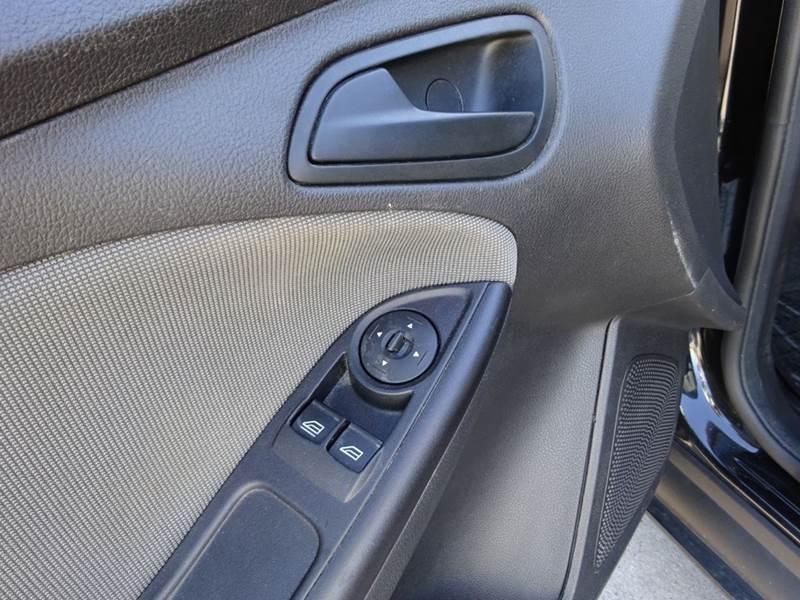 2012 Ford Focus S 4dr Sedan - Corpus Christi TX