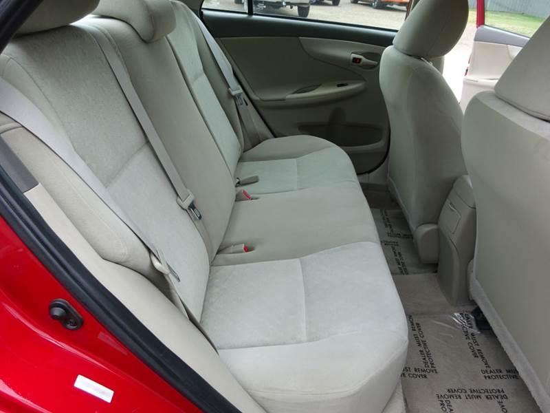 2009 Toyota Corolla LE 4dr Sedan 4A - Corpus Christi TX