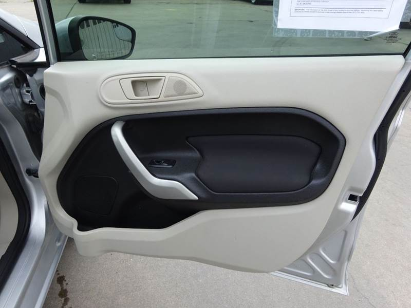 2012 Ford Fiesta SE 4dr Sedan - Corpus Christi TX