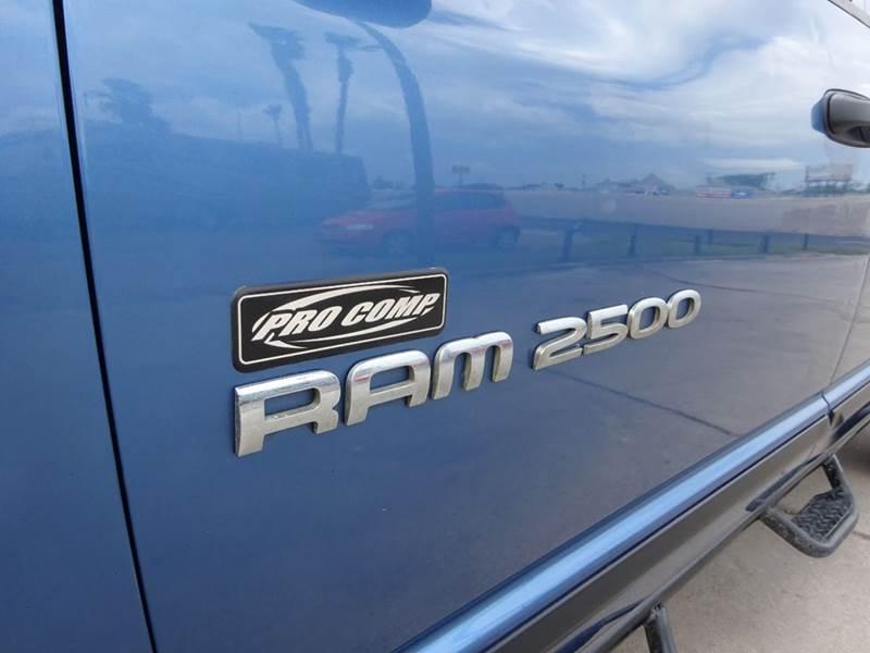 2004 Dodge Ram Pickup 2500 4dr Quad Cab SLT 4WD SB - Corpus Christi TX