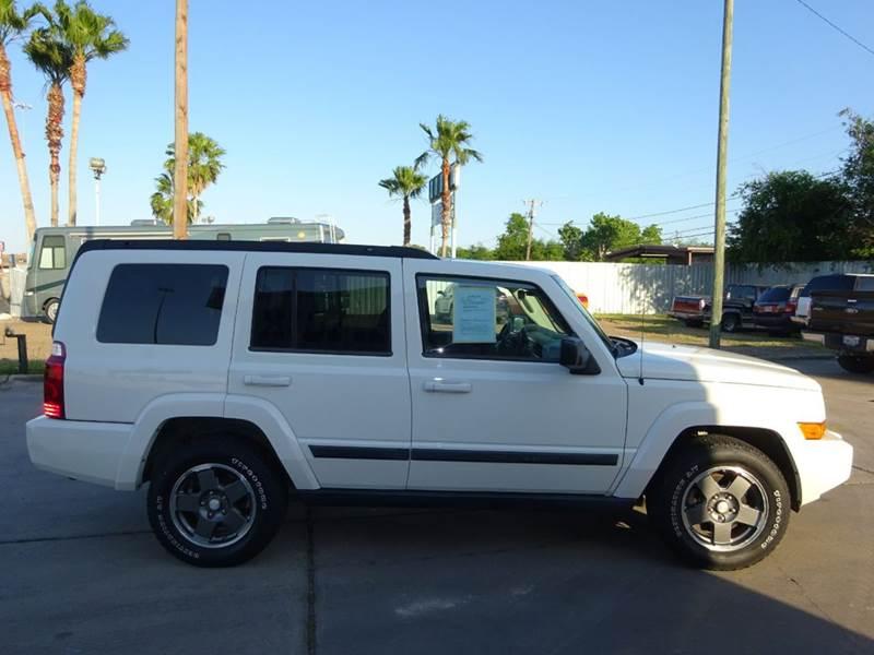 2008 Jeep Commander 4x2 Sport 4dr SUV - Corpus Christi TX