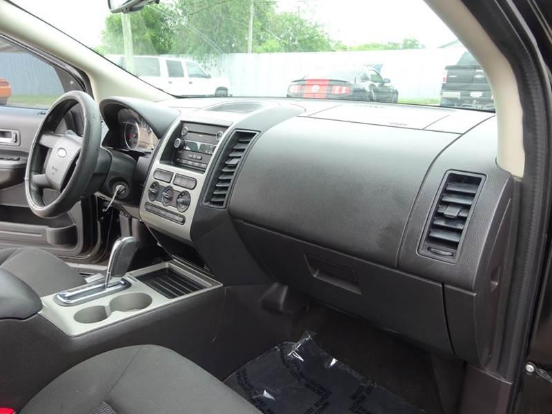 2008 Ford Edge SE 4dr SUV - Corpus Christi TX