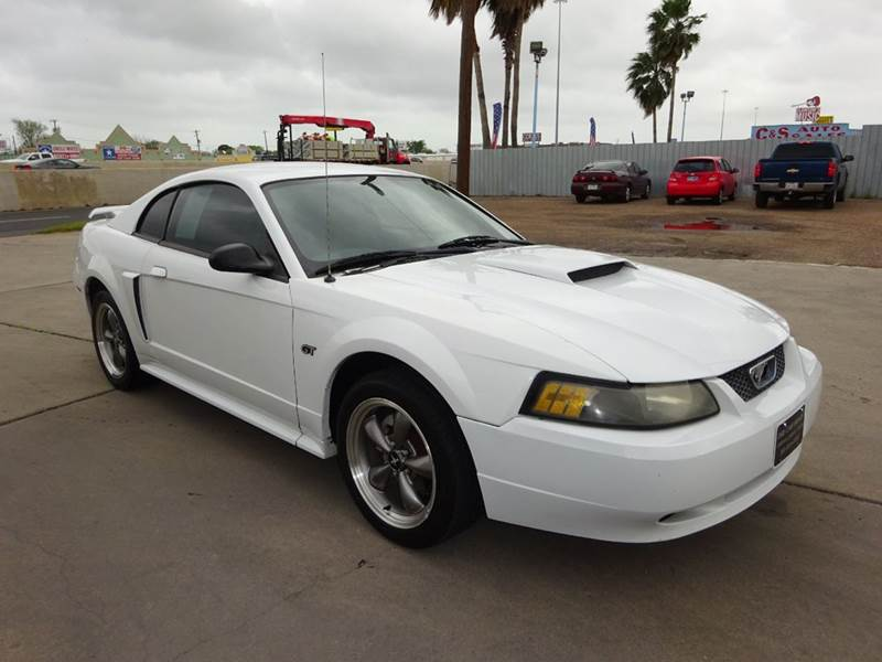 2003 Ford Mustang GT Deluxe 2dr Coupe - Corpus Christi TX