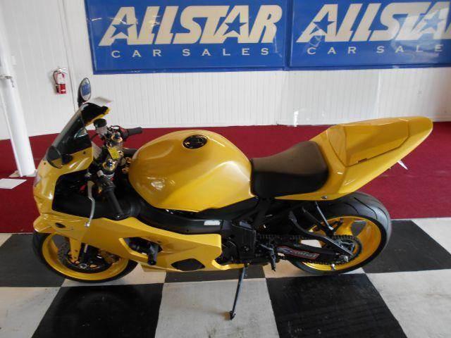 2005 Suzuki 600 CC GSXR