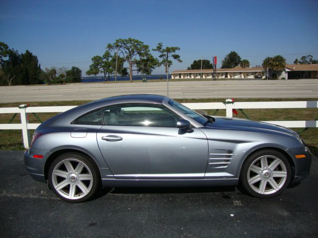 Used chrysler crossfire for sale for Mccormick motors decatur il