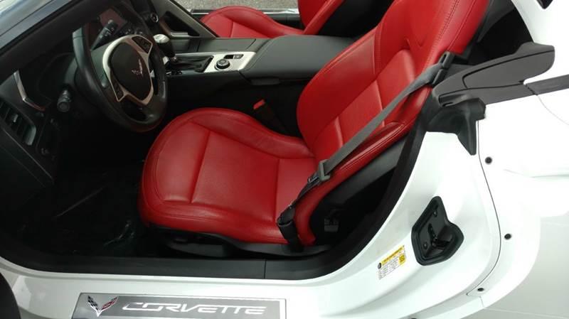 2014 Chevrolet Corvette Stingray 2dr Convertible w/1LT - Robertsdale AL
