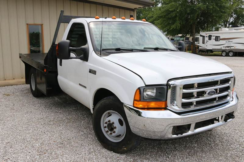 2000 Ford F-350 Super Duty 2dr Flatbed - Robertsdale AL