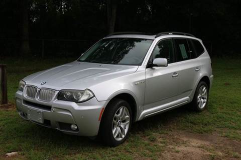 2007 BMW X3 for sale in Robertsdale, AL