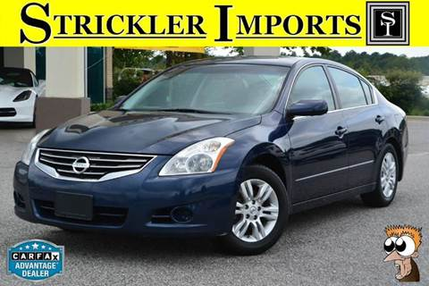 2010 Nissan Altima for sale in Robertsdale, AL