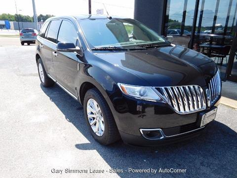 2014 Lincoln MKX for sale in Mc Kenzie, TN