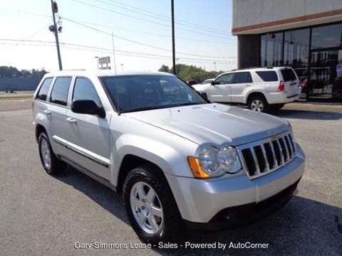 2008 Jeep Grand Cherokee for sale in Mc Kenzie, TN
