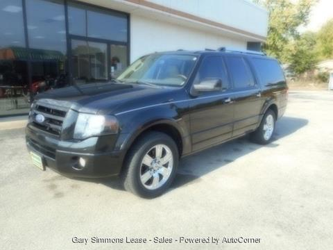 2010 Ford Expedition EL for sale in Mc Kenzie, TN