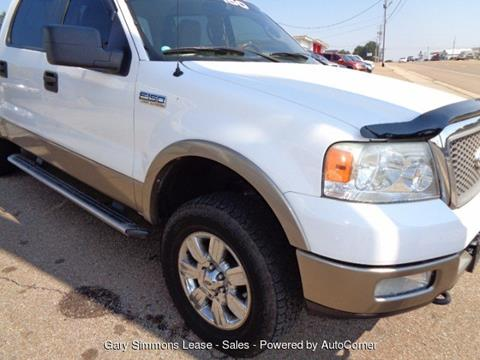 2005 Ford F-150 for sale in Mc Kenzie, TN