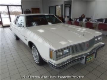 1982 Oldsmobile Ninety-Eight for sale in Mc Kenzie, TN