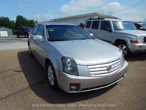 2007 Cadillac CTS for sale in Mc Kenzie, TN