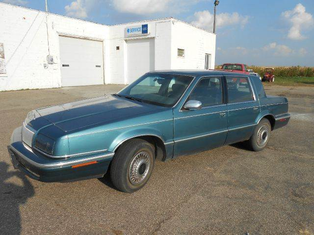 Chrysler new yorker for sale for 1993 chrysler new yorker salon sedan