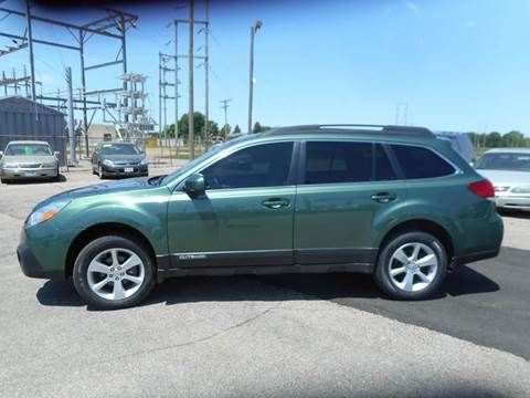 2014 Subaru Outback for sale in Tracy, MN