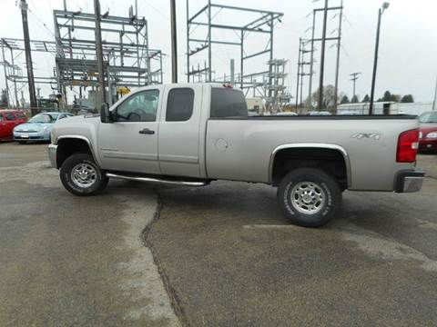 2008 Chevrolet Silverado 2500HD for sale in Tracy, MN