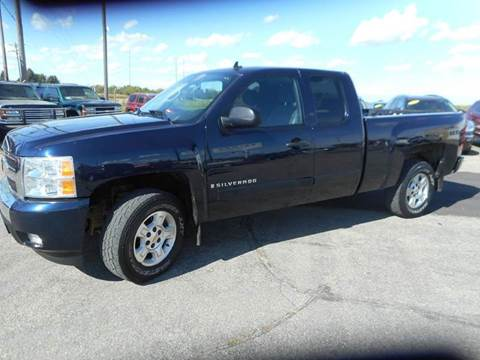 2008 Chevrolet Silverado 1500 for sale in Tracy, MN