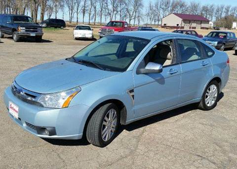2009 Ford Focus for sale in Tracy, MN