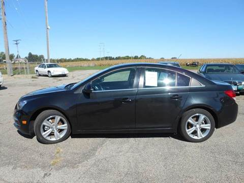 2015 Chevrolet Cruze for sale in Tracy, MN