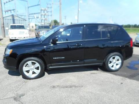 2012 Jeep Compass for sale in Tracy, MN