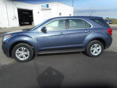 2014 Chevrolet Equinox for sale in Tracy, MN